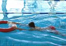 Kreisentscheid im Rettungsschwimmen 2017