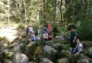 Exkursion zu den Kaser Steinstuben